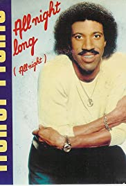 Lionel Richie: All Night Long (All Night) Poster
