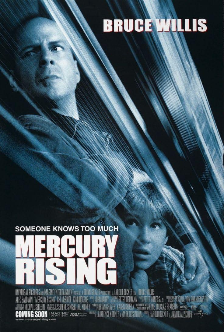Mercury Rising (1998) Hindi Dubbed