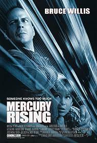 Bruce Willis and Miko Hughes in Mercury Rising (1998)