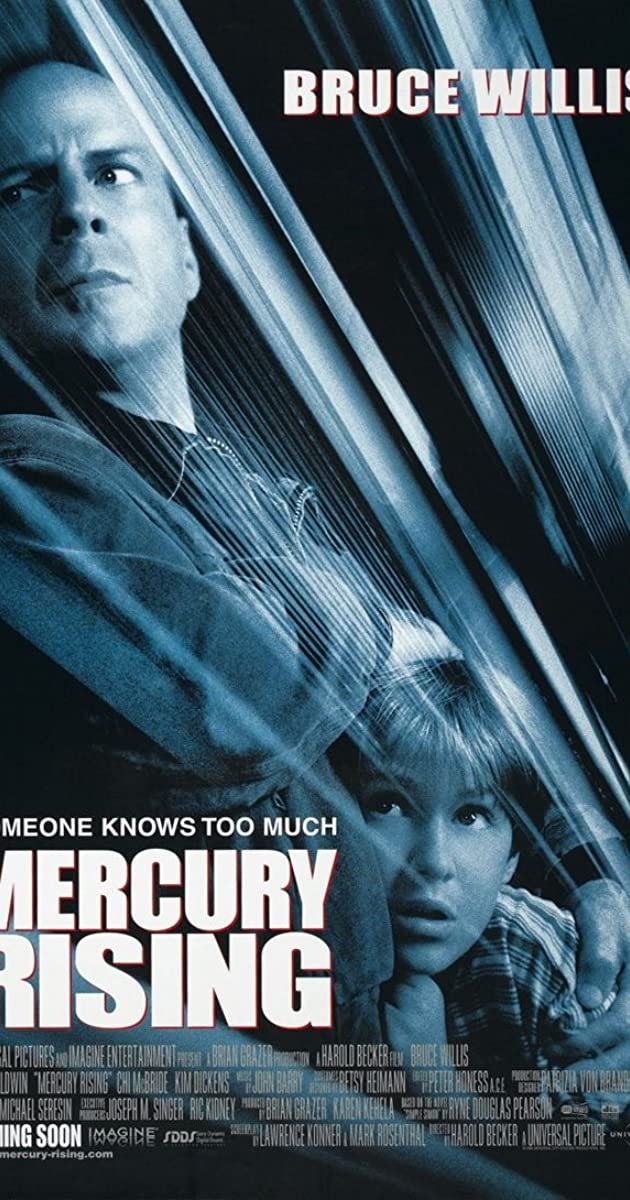 Mercury Rising 1998