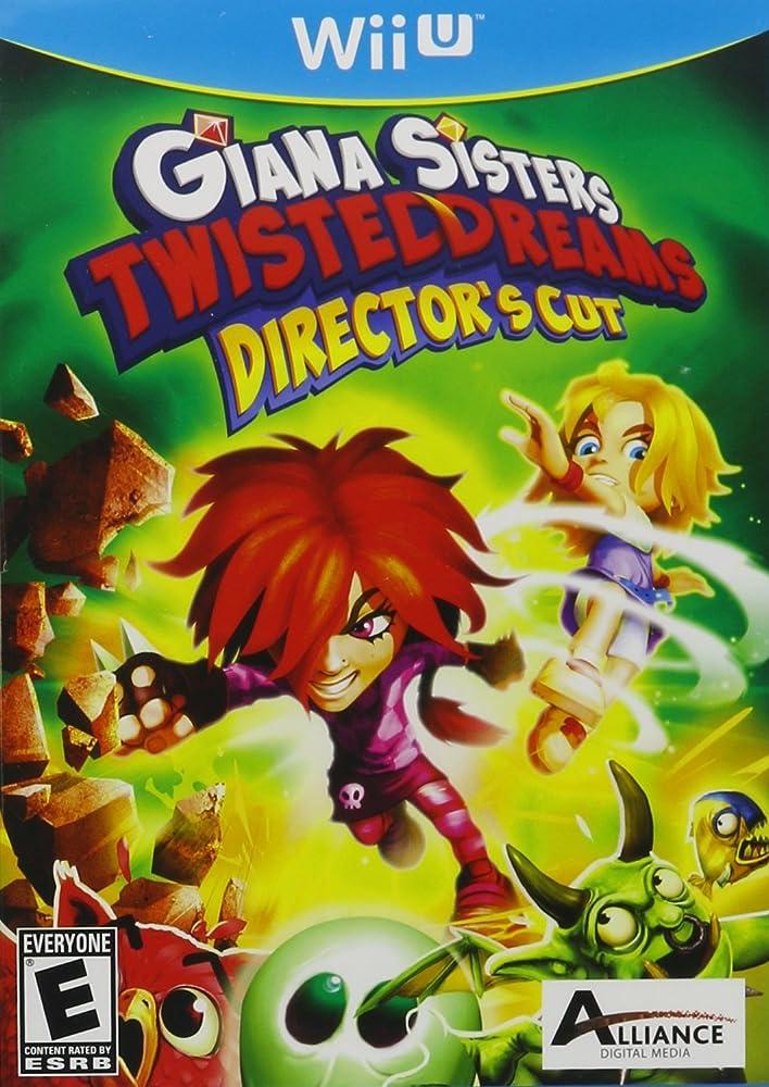 Giana Sisters: Twisted Dreams (2012)
