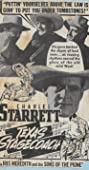 Texas Stagecoach (1940) Poster