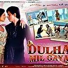 Shah Rukh Khan and Sushmita Sen in Dulha Mil Gaya (2010)