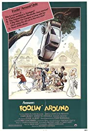 Foolin' Around (1980) Poster - Movie Forum, Cast, Reviews