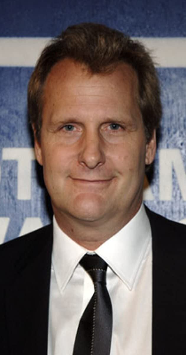 jeff daniels tv series