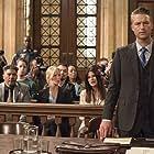 Nicholas Turturro, Kelli Giddish, and Peter Scanavino in Law & Order: Special Victims Unit (1999)