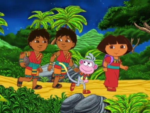 Dora The Explorer The Mayan Adventure Tv Episode 2008 Imdb
