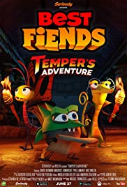 Best Fiends: Temper's Adventure Poster