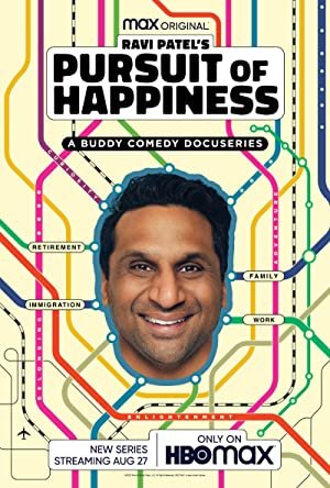 Where to stream Ravi Patel's Pursuit of Happiness