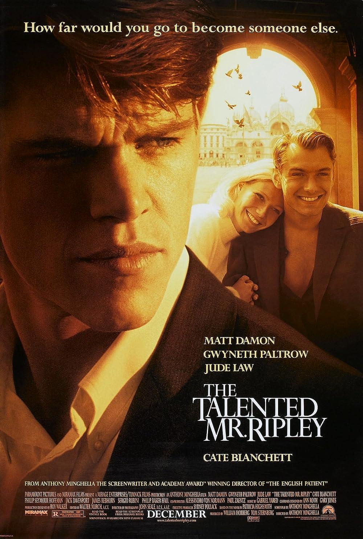 The Talented Mr. Ripley 1999 Hindi Dual Audio 480p BluRay ESub 500MB Download
