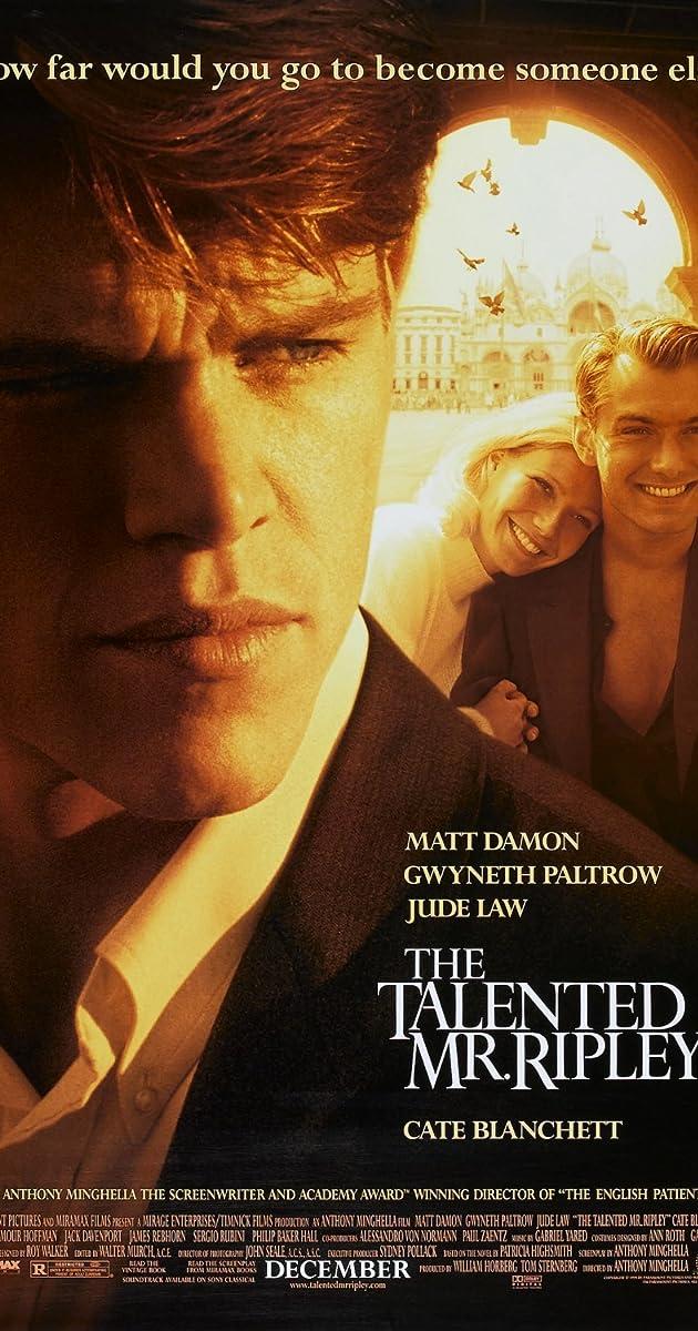 The Talented Mr. Ripley (1999) - IMDb