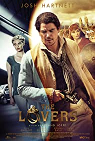 Josh Hartnett, Bipasha Basu, and Tamsin Egerton in The Lovers (2015)