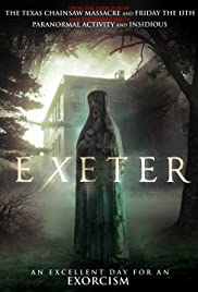 Exeter (2015) Poster - Movie Forum, Cast, Reviews