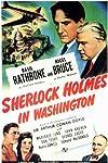 Sherlock Holmes in Washington (1943)