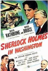Primary photo for Sherlock Holmes in Washington