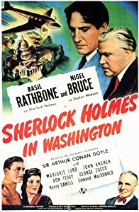 Watch movies online Sherlock Holmes in Washington [640x320]