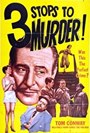 Three Stops to Murder Poster
