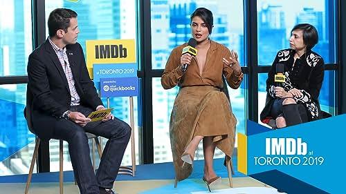 "Priyanka Chopra Jonas Details Her ""Cathartic"" Performance in 'The Sky Is Pink'"