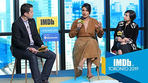 "Priyanka Chopra Jonas Details Her ""Cathartic"" Performance in 'The Sky Is Pink'"