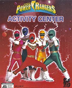 New movies The Power Rangers Activity Center [QHD]