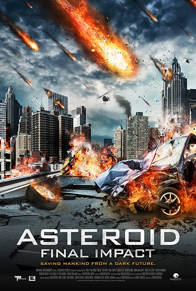 Asteroid Final Impact 2015 Dual Audio Hindi 400MB HDRip ESubs Download