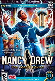 Nancy Drew: The Deadly Device Poster