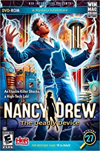 Watch pirates 2 movie Nancy Drew: The Deadly Device USA [1080pixel]