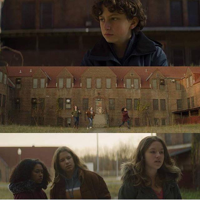 Stills of Mirabelle Lee, Bianca D'Ambrosio, Chiara D'Ambrosio and August Maturo in Slapface