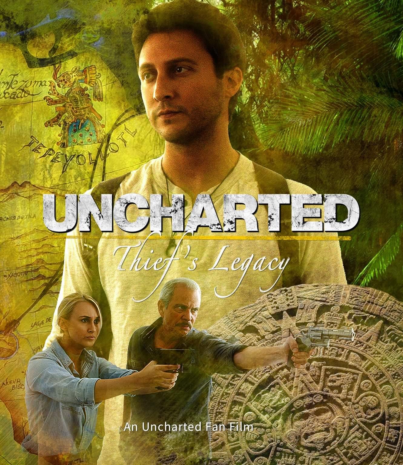 Uncharted Thief S Legacy Fan Film 2020 Imdb