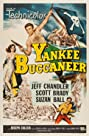 Yankee Buccaneer (1952) Poster