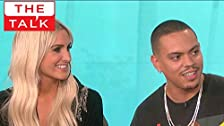Jodie Sweetin/Ashlee Simpson-Ross/Evan Ross