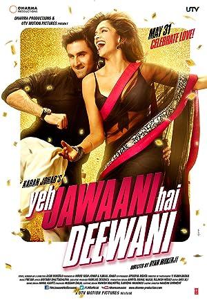 Download Yeh Jawaani Hai Deewani (2013) Hindi Movie 720p | 480p BluRay 1.4GB | 400MB