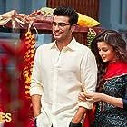 Alia Bhatt and Arjun Kapoor in 2 States (2014)