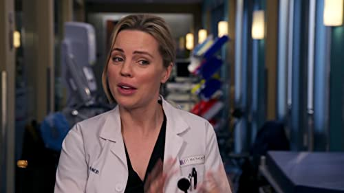 Heartbeat: Melissa George On Her Character