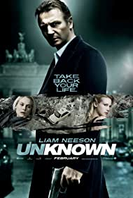 Liam Neeson, January Jones, and Diane Kruger in Unknown (2011)