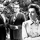Deborah Kerr, Leif Erickson, and Edward Andrews in Tea and Sympathy (1956)