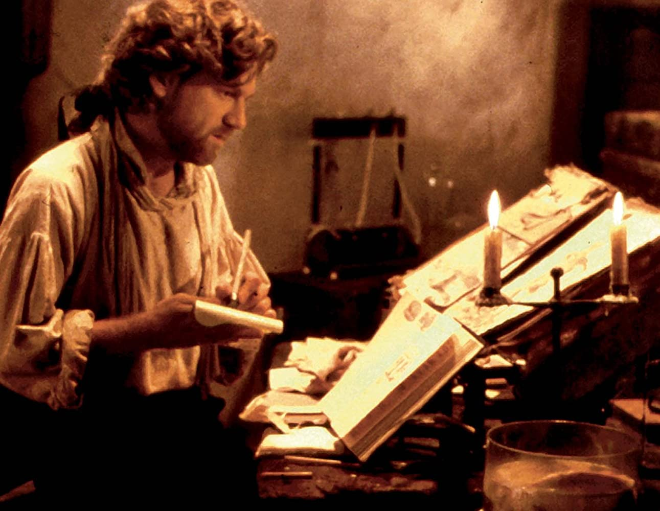 Kenneth Branagh in Frankenstein (1994)