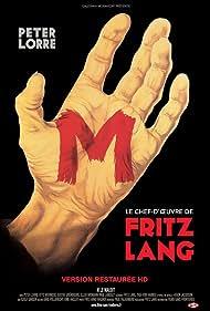 Fritz Lang in M - Eine Stadt sucht einen Mörder (1931)