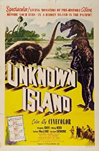Yahoo movies Unknown Island by John Sherwood [BluRay]