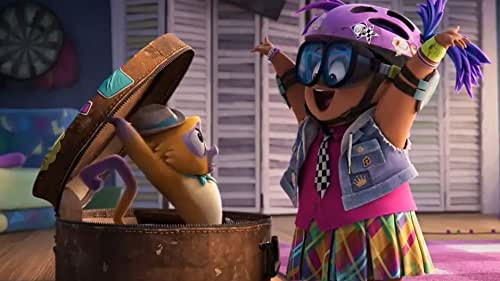 A one-of-kind kinkajou (voiced by Lin-Manuel Miranda), embarks on an unforgettable, musical adventure to deliver a love song to Marta (voiced by Gloria Estefan) on behalf of his owner Andrés (Buena Vista Social Club's Juan De Marcos).
