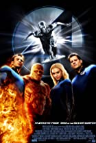Fantastic 4: Rise of the Silver Surfer (2007) Poster