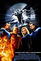 Primary image for Fantastic 4: Rise of the Silver Surfer