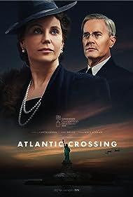 Kyle MacLachlan and Sofia Helin in Atlantic Crossing (2020)