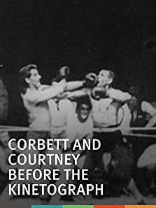 Corbett and Courtney Before the Kinetograph (1894)