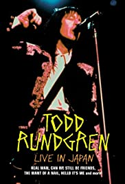 Todd Rundgren: Live in Japan Poster