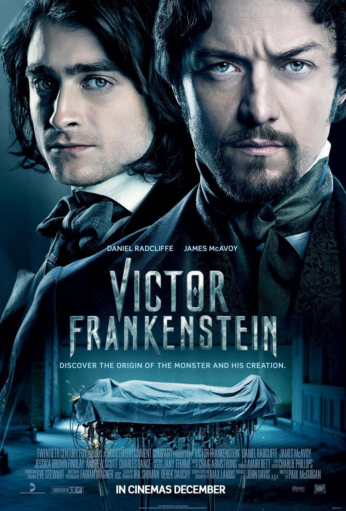 Victor Frankenstein (2015) Hindi Dual Audio 720p BluRay ...