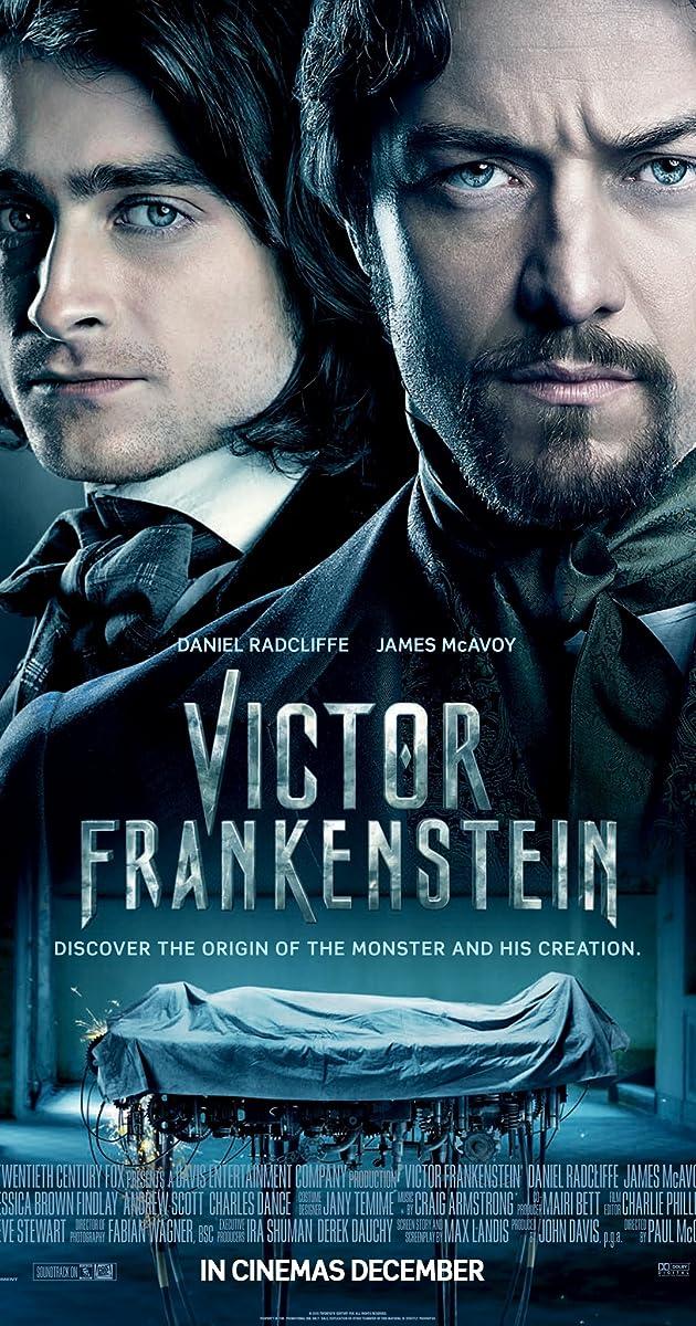 Quái Nhân Của Frankenstein - Victor Frankenstein (2015)