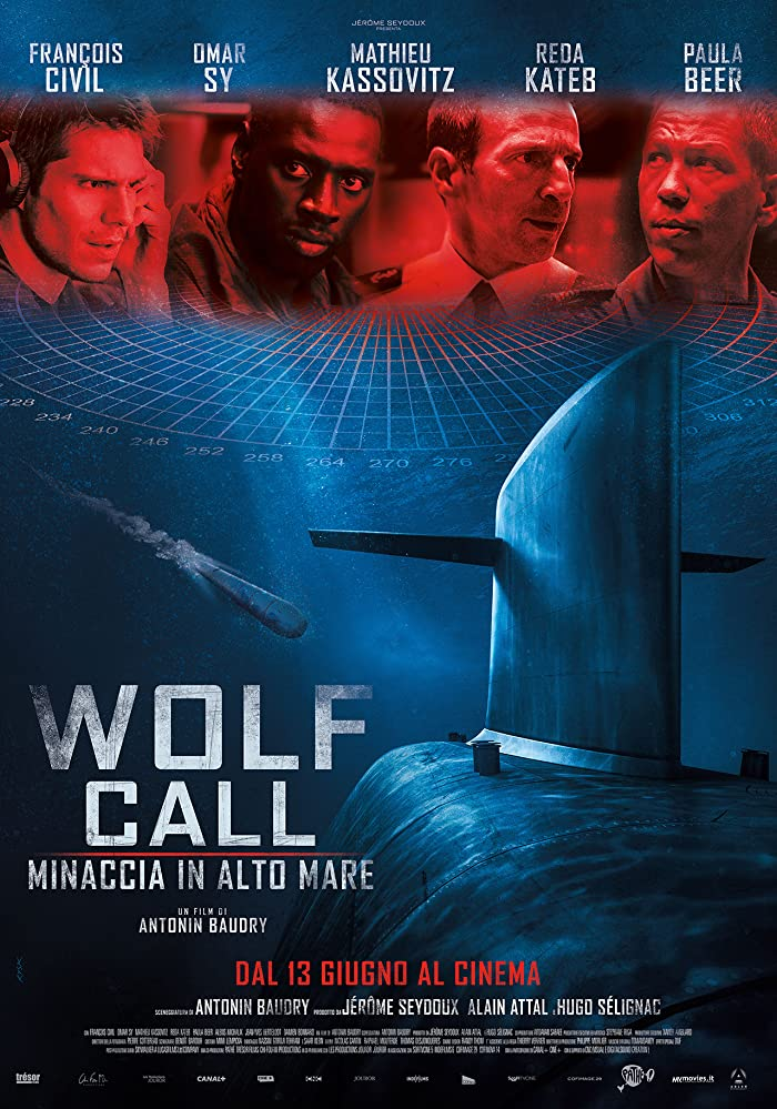 The Wolf's Call (2019) English 720p HDRip 800MB ESubs Download