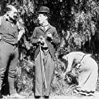 Charles Chaplin, Minta Durfee, and Edgar Kennedy in The Star Boarder (1914)