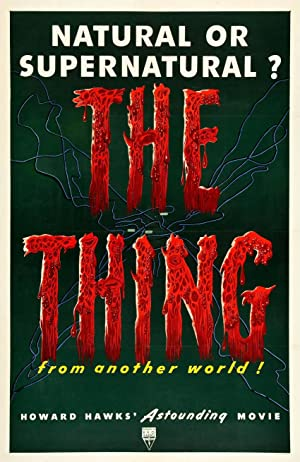 Where to stream The Thing from Another World